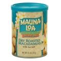 マウナロア 塩味マカデミアナッツ缶 127g(ml-001)
