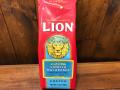 【LION COFFEE】 ライオンコーヒーバニラマカダミア フレーバー198g