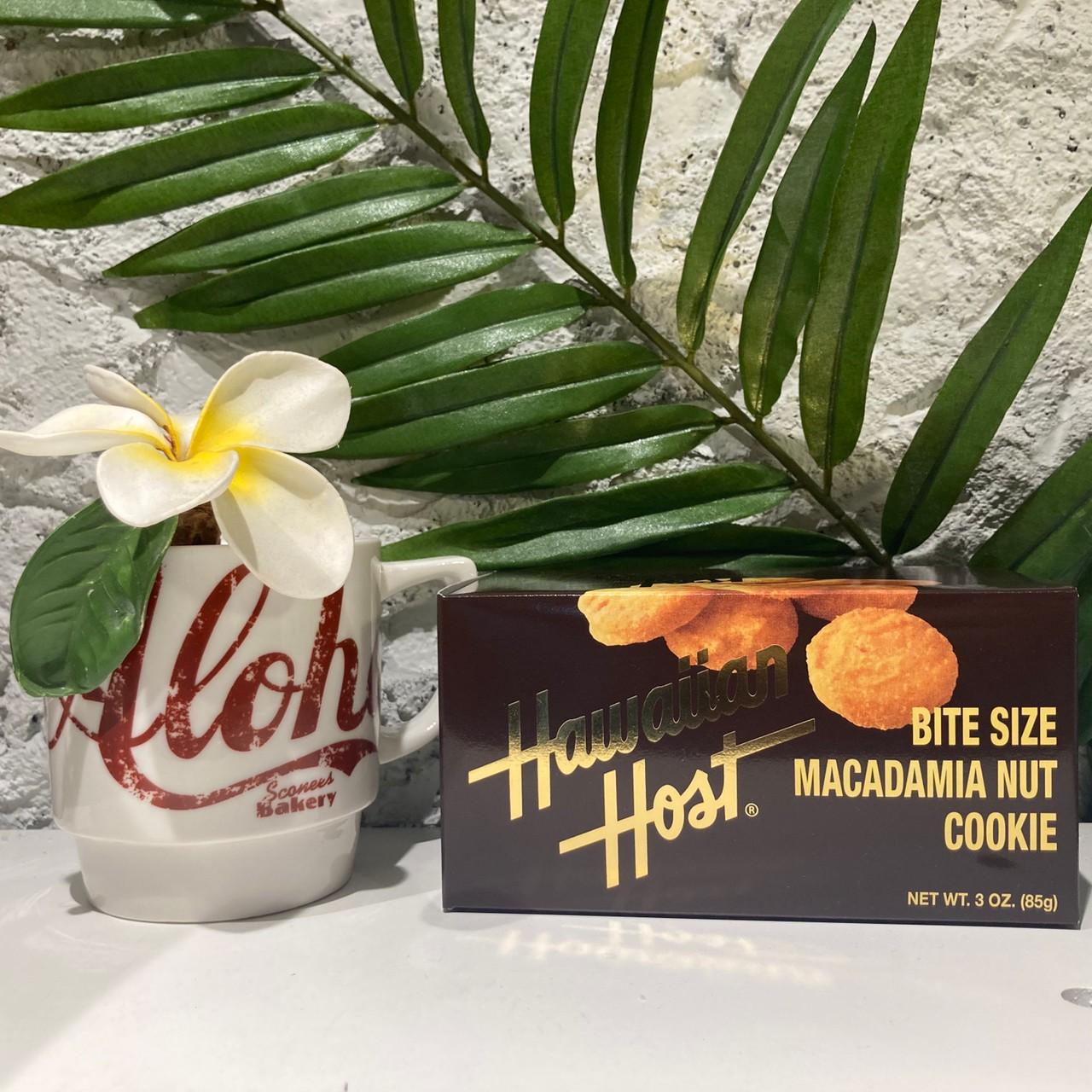 ハワイアンホーストマカダミアナッツクッキーBOX