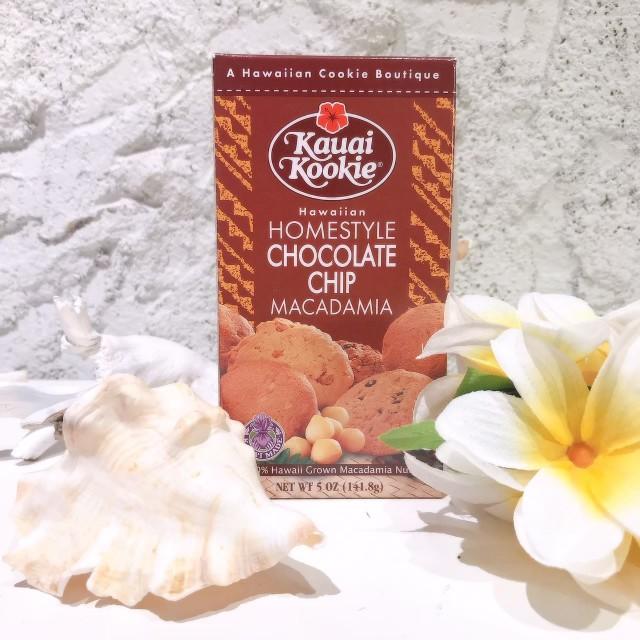 カウアイクッキー チョコレートチップマカダミア