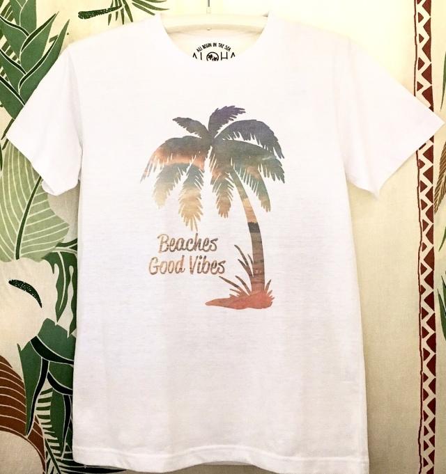 メンズ 半袖 Tシャツ/Plam Tree