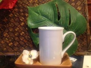 ハワイアンカップ&ソーサー