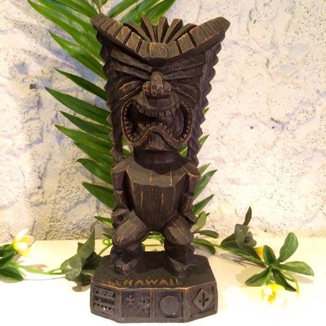 HawaiianTIKI/MONEY tiki財運の神