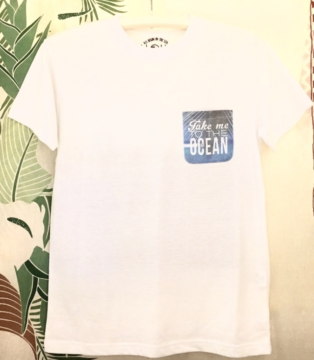 メンズ 半袖 Tシャツ/OCEAN