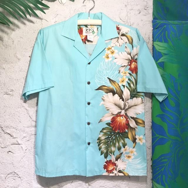 Mensアロハシャツ /BL