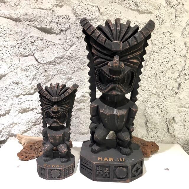 HawaiianTIKI/MONEY tiki財運の神Mサイズ
