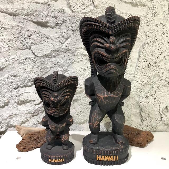 HawaiianTIKI/Lucky tiki幸運の神/Mサイズ