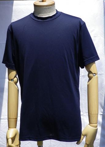 吸汗:速乾 Hygra-Tシャツ YA-101 紺