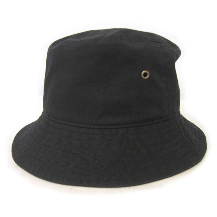 【再入荷】Cuirs(キュイー)メンズ帽子 オリジナルコットンバケットハット新作デザイン