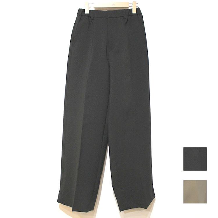 【新着】Cuirs(キュイー)メンズパンツ プリーツラインワイドパンツ 新作デザイン