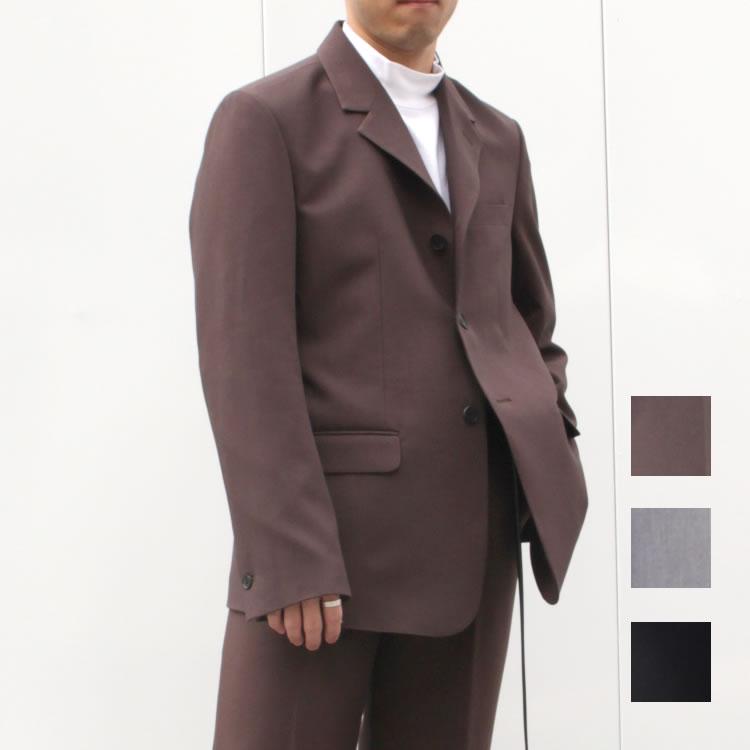 【再入荷】Cuirs(キュイー)メンズジャケット オリジナル3つボタンセットアップジャケット新作デザイン