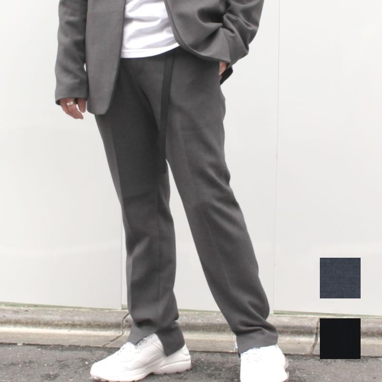【再入荷】Cuirs(キュイー)メンズスラックス オリジナルスリットセットアップスラックス新作デザイン
