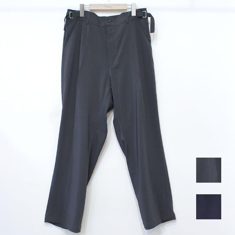 【再入荷】Cuirs(キュイー)メンズパンツ オリジナルスーパーワイドパンツ新作デザイン