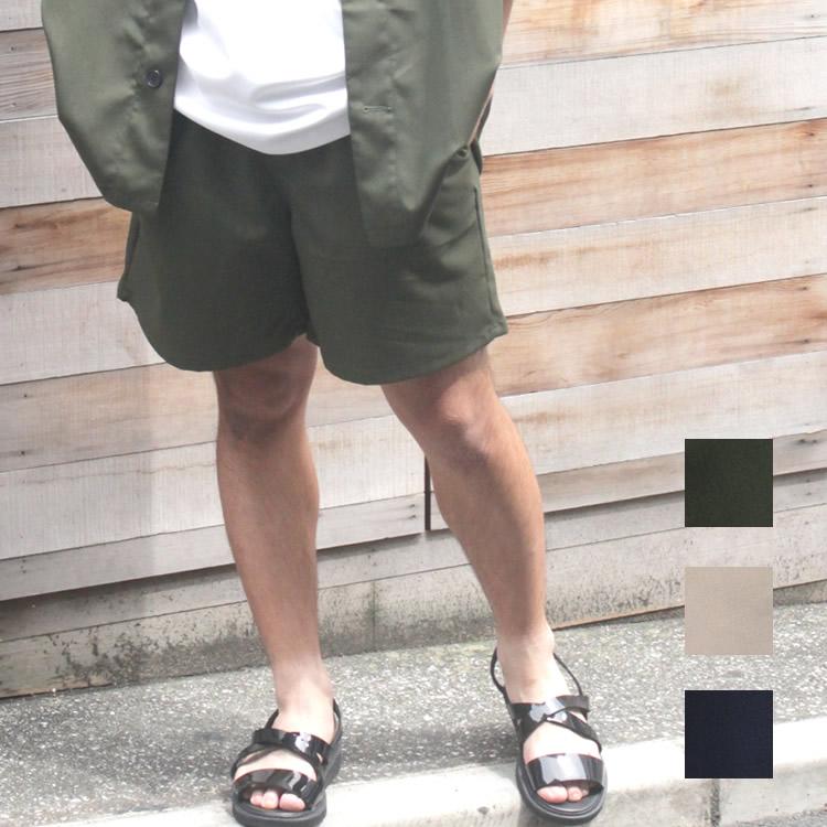 【新着】Cuirs(キュイー)メンズパンツ オリジナルTRセットアップイージーハーフパンツ新作デザイン