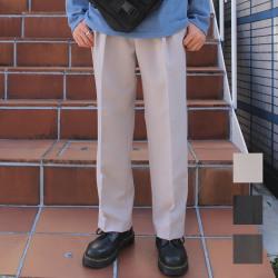 【新着】Cuirs(キュイー)メンズパンツ オリジナルツータックテーパードパンツ新作デザイン