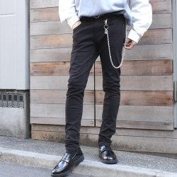 【新着】Cuirs(キュイー)メンズパンツ ストレッチスキニーデニムパンツ新作デザイン