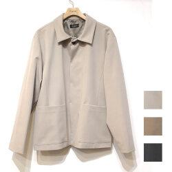 【新着】Cuirs(キュイー)メンズジャケット オリジナル比翼レガッシュジャケット新作デザイン