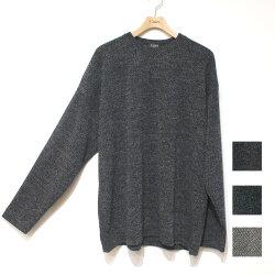 【新着】Cuirs(キュイー)メンズTシャツ オリジナルモールニットTシャツ作デザイン
