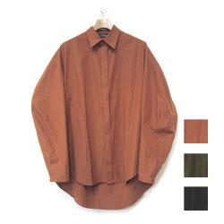 【新着】Cuirs(キュイー)メンズシャツ オリジナル比翼ビックサイズシャツ新作デザイン