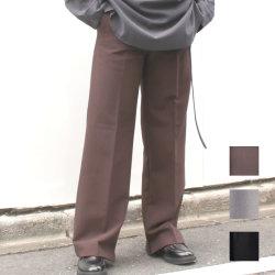 【再入荷】Cuirs(キュイー)メンズスラックス オリジナルフレアセットアップスラックス新作デザイン