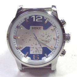 【新着】Cuirs(キュイー)メンズ腕時計 MIKEクロノグラフ調ブレスレットウオッチ新作デザイン