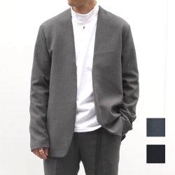 【新着】Cuirs(キュイー)メンズジャケット オリジナルカラーレスセットアップジャケット新作デザイン