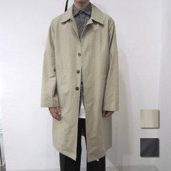 【セール】Cuirs(キュイー)メンズコート オリジナルオーバーサイズビックステンカラーコート 新作デザイン