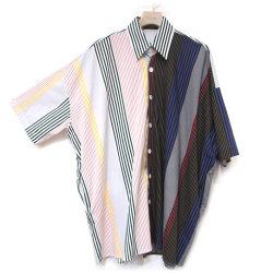 【セール】Cuirs(キュイー)メンズシャツ オリジナルマルチチェックビックシャツアウター新作デザイン