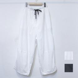 【新着】Cuirs(キュイー)メンズパンツ オリジナル8分丈サルエルワイドパンツ新作デザイン