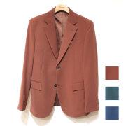 【新着】Cuirs(キュイー)メンズジャケット パントンカラースリーピースセットアップジャケット 新作デザイン