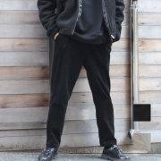 【新着】Cuirs(キュイー)メンズパンツ テーパードコーヂュロイパンツ新作デザイン