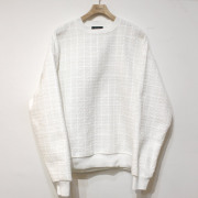 【新着】Cuirs(キュイー)メンズTシャツツイードマンツーマンTシャツ 新作デザイン