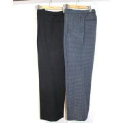 【再入荷】Cuirs(キュイー)メンズパンツ ジャガードバギーワイドフレアーパンツ新作デザイン