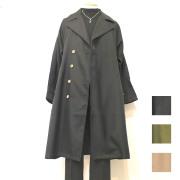 【再入荷】Cuirs(キュイー)メンズコート オリジナルロングシングルトレンチコート新作デザイン