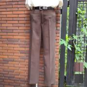 【再入荷】Cuirs(キュイー)メンズパンツ バギーワイドスリットパンツ 新作デザイン