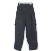 【新着】Cuirs(キュイー)メンズパンツ オリジナルパラシュートカーゴパンツ新作デザイン