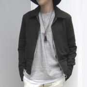 【新着】Cuirs(キュイー)メンズジャケットオリジナルZIPドリズラージャケット新作デザイン