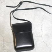 【再入荷】Cuirs(キュイー)メンズバッグ ボックスショルダーバッグ 新作デザイン