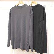 【再入荷】Cuirs(キュイー)メンズTシャツ オリジナルピケプリーツセットアップTシャツ新作デザイン