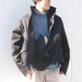 【新着】Cuirs(キュイー)メンズブルゾン オリジナルコットンツイル中綿ブルゾン新作デザイン