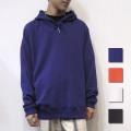 【新着】Cuirs(キュイー)メンズシャツ BIGプルオーバーパーカー新作デザイン