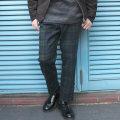 【セール】Cuirs(キュイー)メンズスラックスタータンチェック柄ワンタックパンツ新作デザイン