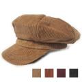 【新着】Cuirs(キュイー)メンズ帽子 オリジナルコーデュロイキャスケット新作デザイン