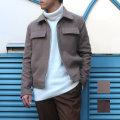 【セール】Cuirs(キュイー)メンズジャケット ウールショートジャケット新作デザイン