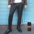 【セール】Cuirs(キュイー)メンズスラックス オリジナル2タックテーパードスラックス新作デザイン
