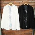 【新着】Cuirs(キュイー)メンズジャケット ツイードシャツジャケット 新作デザイン