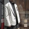 【新着】Cuirs(キュイー)メンズジャケット オリジナルガンクラブスリーパッチアンコンジャケット 新作デザイン