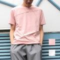 【セール】【新着】Cuirs(キュイー)メンズTシャツ ステッチデザインTシャツ新作デザイン