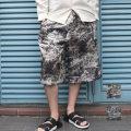 【【セール】新着】Cuirs(キュイー)メンズショーツ オリジナルサファリパンツ新作デザイン