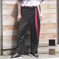 【SALE】【新着】Cuirs(キュイー)メンズパンツ オリジナルツータックワイドテーパードパンツ新作デザイン